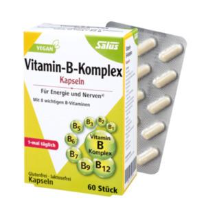 Salus  Vitamin-B-Komplex 60 Kapseln
