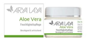 ARYA LAYA  Aloe Vera Feuchtigkeitspflege 50 ml