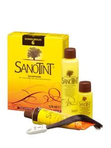 Sanotint  Haarfarbe Nr. 6 Dunkelbraun 125 ml