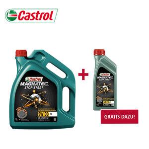 Motorenöl Stop-Start 5W-30 5 Liter, optimiert für Motoren mit Start-Stop-Automatik