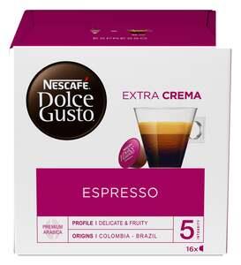 "Nescafé Kapseln ""Espresso"""