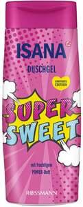 ISANA Duschgel Super Sweet