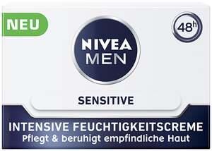 NIVEA MEN Intensiv Feuchtigkeitscreme sensitiv