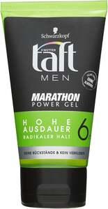 Schwarzkopf Drei Wetter Taft Men Marathon Power Gel
