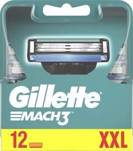 Gillette Mach3 Rasierklingen XXL