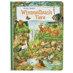 IDEENWELT Wimmelbuch Tiere