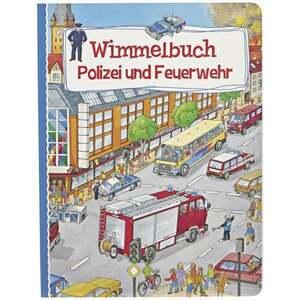IDEENWELT Wimmelbuch Polizei und Feuerwehr