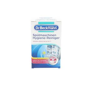 Dr. Beckmann Spülmaschinen Hygiene Reiniger 75g + Feuchttuch