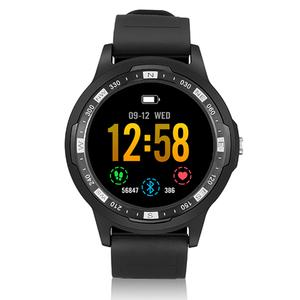 Technaxx Smartwatch mit GPS + Fitness-App TX-SW3HR