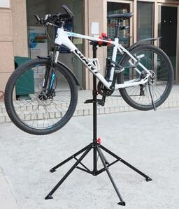 Kraft Werkzeuge Fahrrad-Reparaturständer