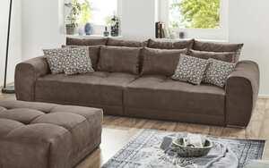 hardi - Big Sofa Moldau in braun