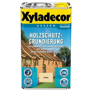 Xyladecor Holzschutzgrundierung farblos 2,5 l