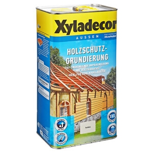 Xyladecor Holzschutzgrundierung farblos 5 l