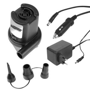 Luftpumpen Set 6-teilig elektrisch aus Kunststoff