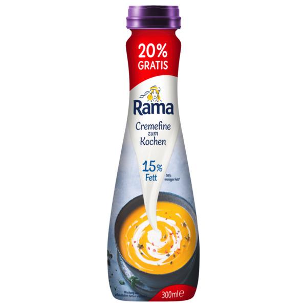 Rama Cremefine zum Kochen 15% Fett 300ml