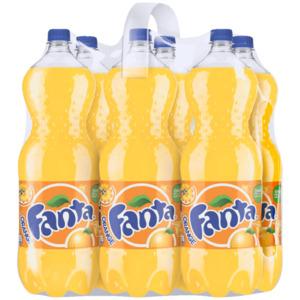 Fanta Orange 6x2l