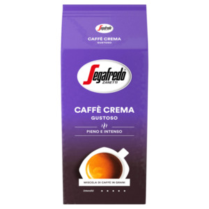 Segafredo Caffè Crema Gustoso 1kg