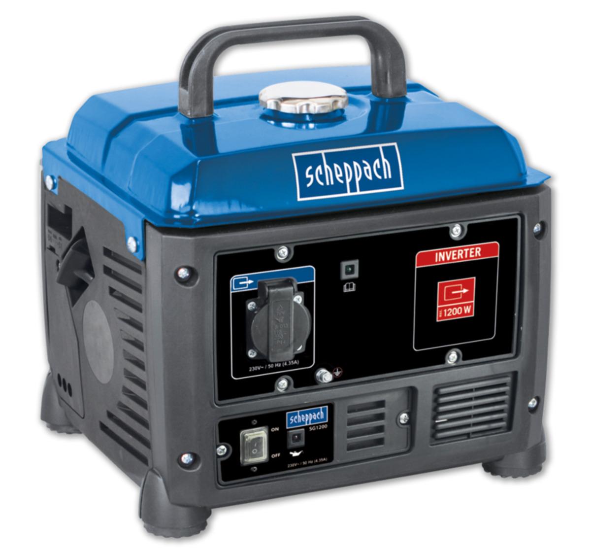 Bild 1 von SCHEPPACH Stromerzeuger SG 1 200