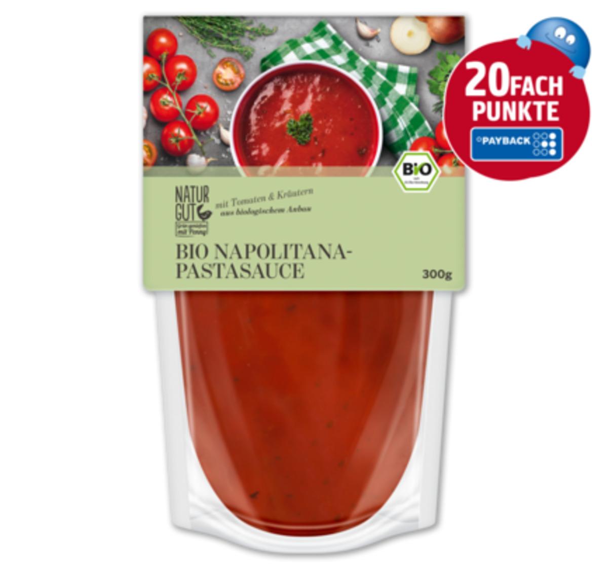 Bild 1 von NATURGUT Bio Tomatensauce