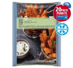 NATURGUT Bio Karotten-Sesam-Fritten