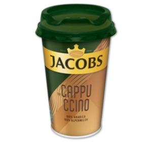 JACOBS Cappuccino oder Milka Cappuccino