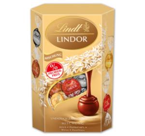 LINDT Lindor Schokolade