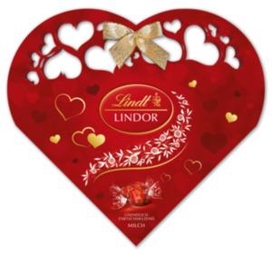 LINDT Lindor Schokoladenherz