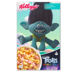 KELLOGG's Cerealien Disney Trolls