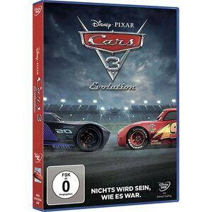 Disney DVDs - Cars 3