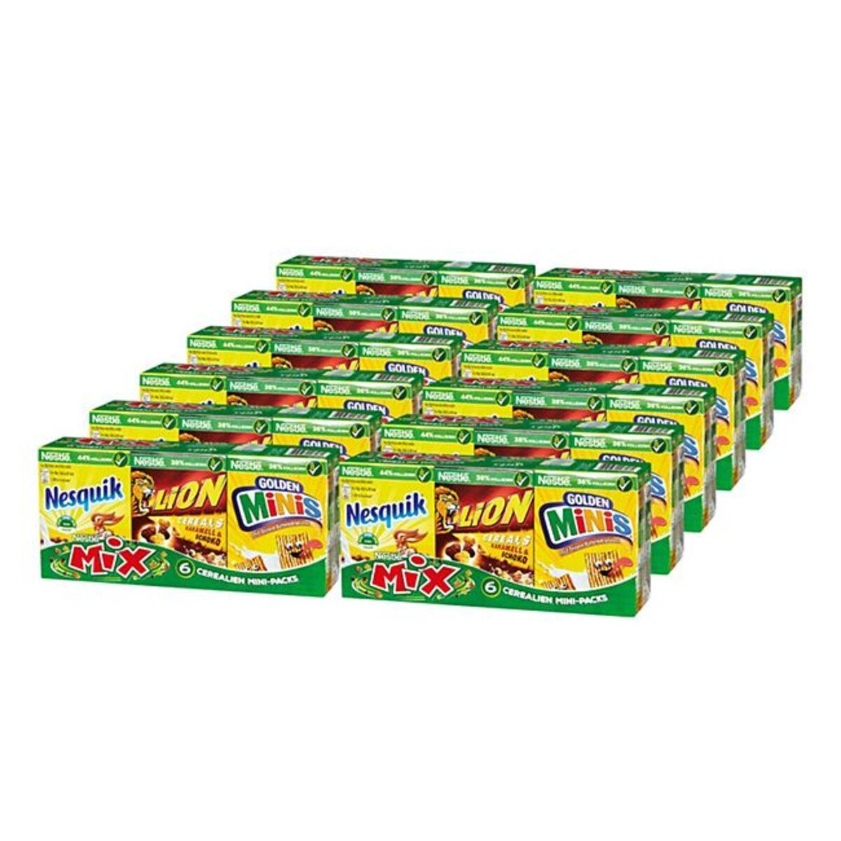 Bild 1 von Nestle Cerealien Mini-Packs 190 g, 12er Pack