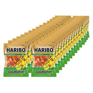 Haribo Goldbären Sauer 200 g, 30er Pack