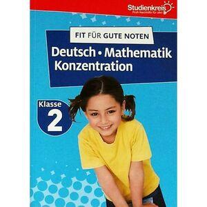 Lernhilfe - Übungsbuch Studienkreis 2. Klasse