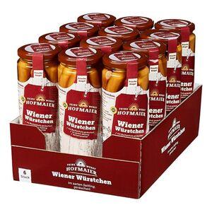 Hofmaier QS Wiener im Saitling 300 g, 12er Pack