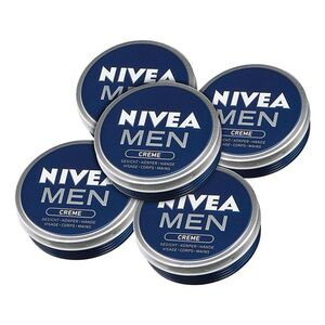 Nivea Men Creme 150 ml, 5er Pack