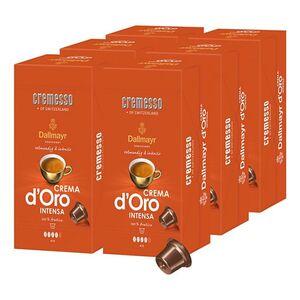 Cremesso Dallmayr Crema dOro intensa Kaffee 91 g, 6er Pack
