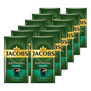 Jacobs Kaffee Krönung Balance 500 g, 12er Pack
