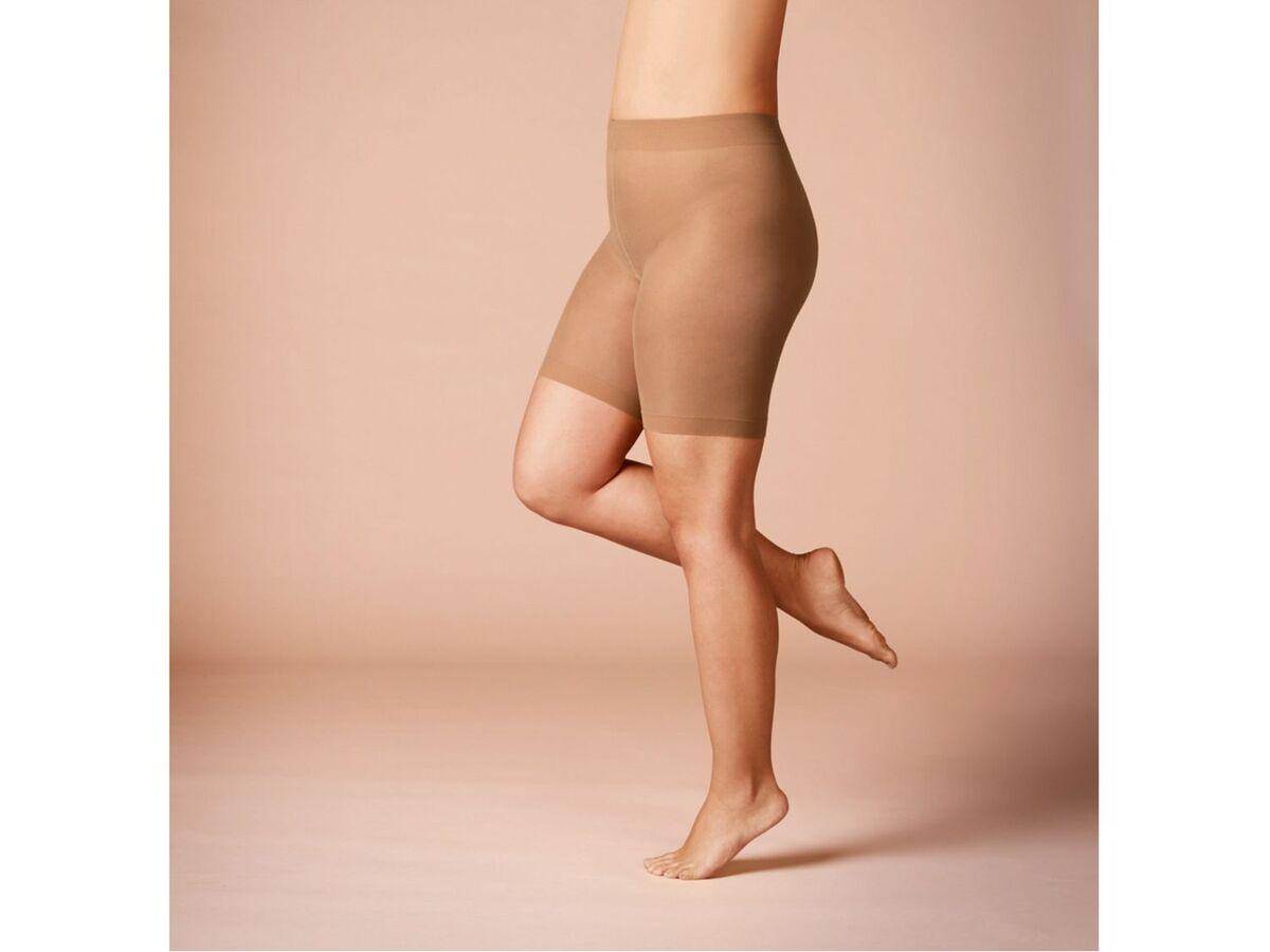 Bild 3 von ESMARA® Strumpf-Panties »50 DEN«, 5 Stück, Komfortbund, weiche Abschlussbündchen