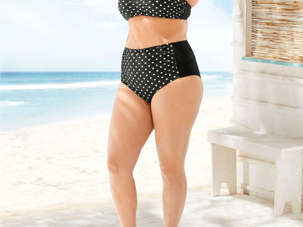 Bild 3 von ESMARA® Bikinihose Damen, mit Powermesh-Futter, mit Elasthan