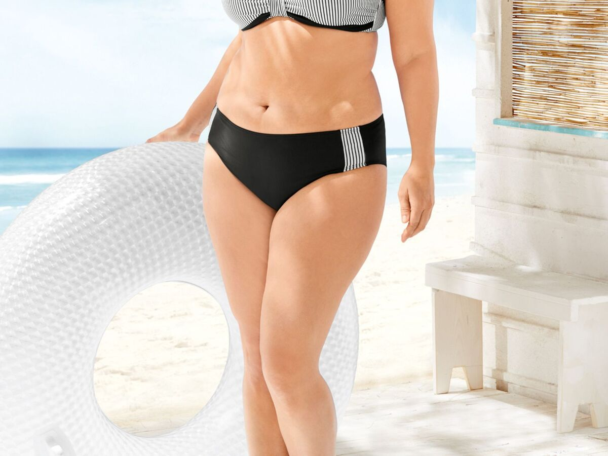 Bild 5 von ESMARA® Bikinihose Damen, mit Powermesh-Futter, mit Elasthan