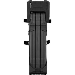 Abus Bordo Granit X Plus 6500/110 Black mit Schlosshalter