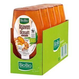BioBio Agavendicksaft 350 g, 5er Pack