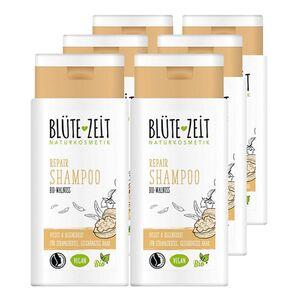 Blütezeit Repair Shampoo 200 ml, 6er Pack
