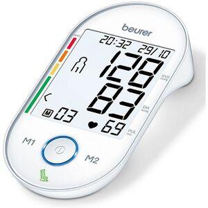 beurer BM 55 Vollautomatisches Oberarm Blutdruckmessgerät