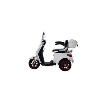 GREENSTREET Elektromobil »E-Mover« inkl. Topcase, 800 W, 25 km/h, weiß