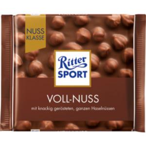 Ritter Sport* Nussklasse