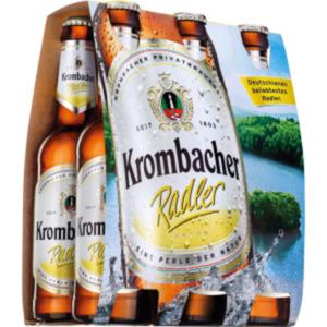 Krombacher Bierspezialitäten