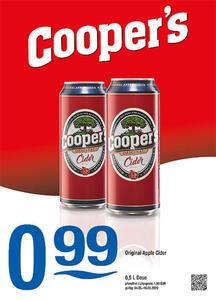 Cooper's Original Apple Cider