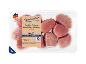 Frische Schweinefilet-Medaillons XXL-Packung