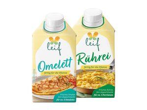Leif Omelett/Rührei