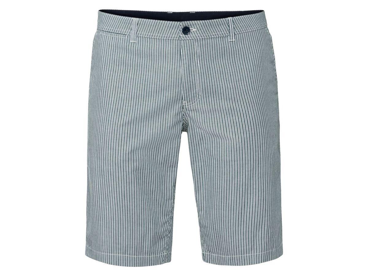 Bild 2 von LIVERGY® Shorts Herren, hochwertiger YKK-Markenreißverschluss, mit Baumwolle und Elasthan